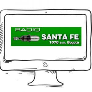 8 de febrero de 2020 Radio Santa fe